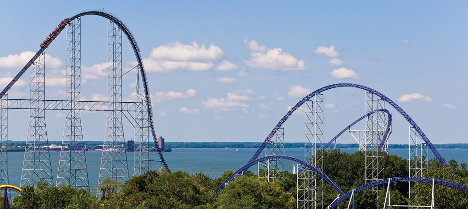 The Highest-Rated Roller Coaster